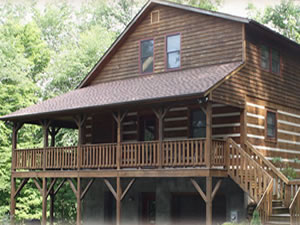 Blue Ridge Cabins on At Adn Log Cabin Rentals Boone  Nc   Blue Ridge Mountains