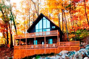 Allstar Lodging Cabin Rentals Luray, Va