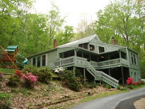 Asheville Vacation Homes With Views