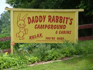 Daddy Rabbits Campground