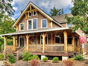 Greybeard rental cabins and vacation homes near asheville for Asheville cabin rentals pet friendly