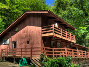 Hidden Creek Cabins
