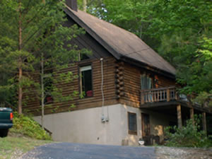 Linville Mountain Cabin