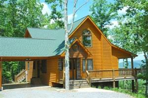 Mountain Getaway Cabin Rentals