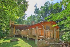 Parkside Cabin Rentals Gatlinburg Smoky Mountains