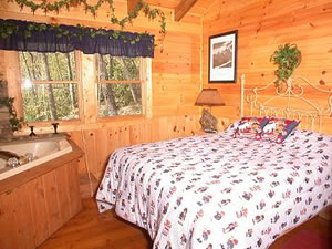 Secluded Pigeon Forge Cabins