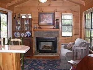 Sarahs Song Cabin