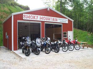 Smoky Mountain Motorcycle Rentals & Tours