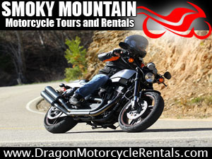 Smoky Mountain Motorcycle Tours And Rentals