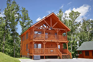 Sugar Maple Cabins in Pigeon Forge