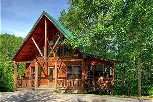 Summit view cabin rentals pigeon forge tn blue ridge for South carolina honeymoon cabins