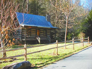 Turnstone Log Cabin Rentals Franklin Nc Blue Ridge