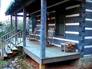 Turnstone Log Cabin Rentals