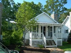Linville River Cottage