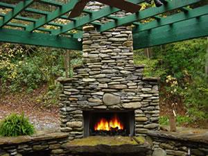A Luxury Streamside Home In Brevard North Carolina