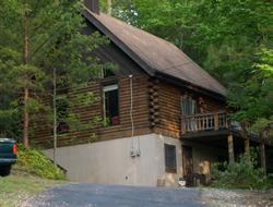 Black mountain cabin rentalluxury cabin blue ridge for Linville falls cabin rentals