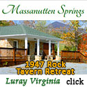 1947 Rock Tavern Retreat - walking distance to the Shenandoah River