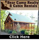 1 to 5 Bedroom Cabins in the Smokies
