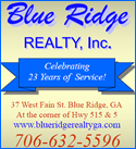 Blue Ridge Realty, Inc.