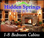 Hidden Springs Cabins