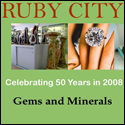 Ruby City Gems and Minerals