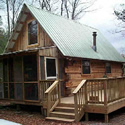 Cupids Cove Log Cabin