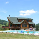 Shenandoah Valley Cabin Vacation Rentals Skyline Drive Overlooks