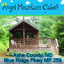 Angel Mountain Cabin