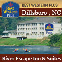Best Western Plus River Escape Inn and Suites