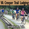 VA Creeper Trail Lodging-Between The Trails