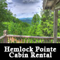 Hemlock Pointe Cabin Rental
