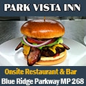 Park Vista Inn & Restaurant