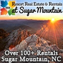 Sugar Mountain, NC Resort Rentals & Cabins