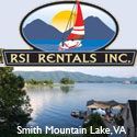 Smith Mountain Lake Rentals