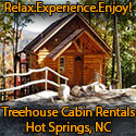 Treehouse Cabin Rentals