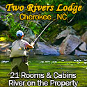 Two Rivers Lodge & Cabin Rentals