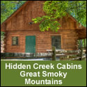 Hidden Creek Cabins Great Smoky Mountains