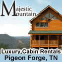 Majestic Mountain Pigeon Forge Vacation Rentals