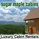 Sugar Maple Cabins Gatlinburg Luxury Cabin Rentals
