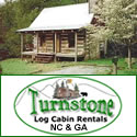 Turnstone Log Cabins Otto North Carolina
