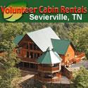 Volunteer Cabin Rentals Sevierville, TN