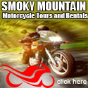 Great Smoky Mountains Motorcycle Rentals
