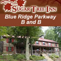 Sugar Tree Inn B and B Blue Ridge Parkway